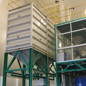 Silo for 2 Cbm storage