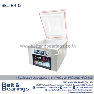 BELTER 13 VACUUM MACHINE