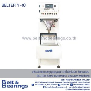 BELTER Y-10 SEMI-AUTOMATIC VACUUM MACHINE