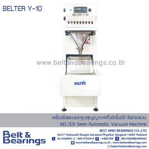 BELTER Y-10 SEMI-AUTOMATIC VACUUM MACHINE
