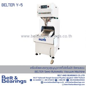 BELTER Y-5 SEMI-AUTOMATIC VACUUM MACHINE