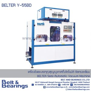 BELTER Y-55BD SEMI-AUTOMATIC VACUUM MACHINE