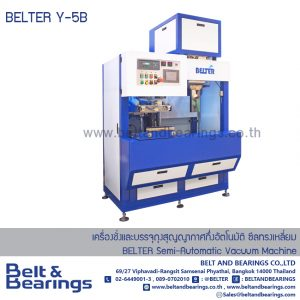 BELTER Y-5B SEMI-AUTOMATIC VACUUM MACHINE