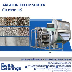 STONE MINERAL ANGELON COLOR SORTER