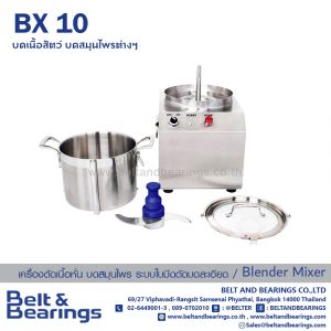 Blender Mixer Model BX10