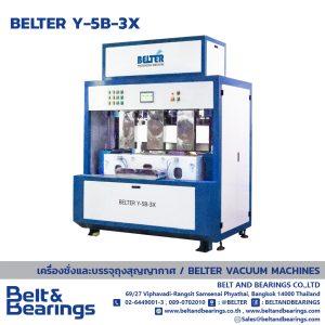 BELTER Y-5B-3X BELTER SEMI-AUTOMATIC VACUUM MACHINE